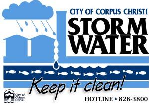 City Storm Water Logo